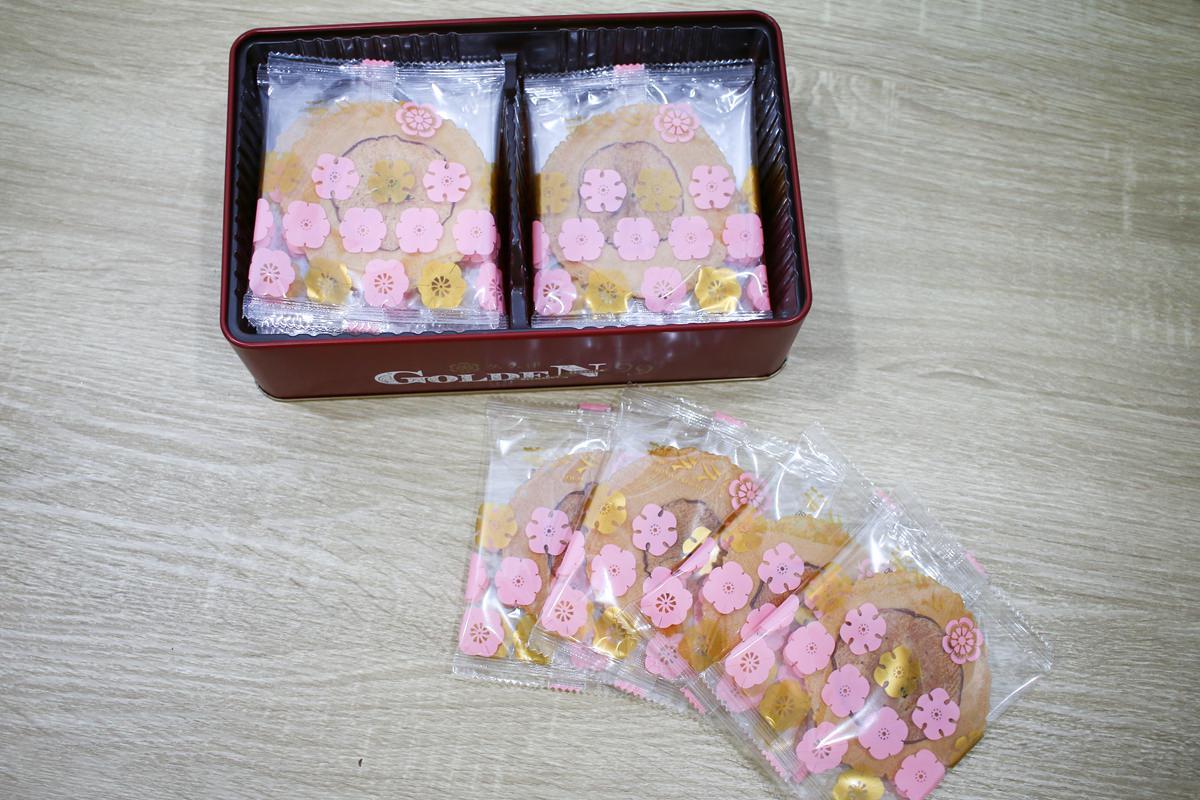 久久津 蘋果米餅12