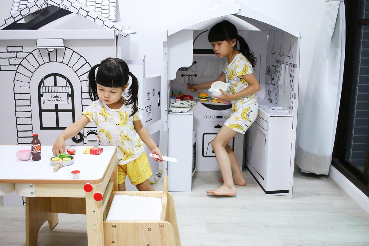 木可米家家酒遊戲廚房遊戲074