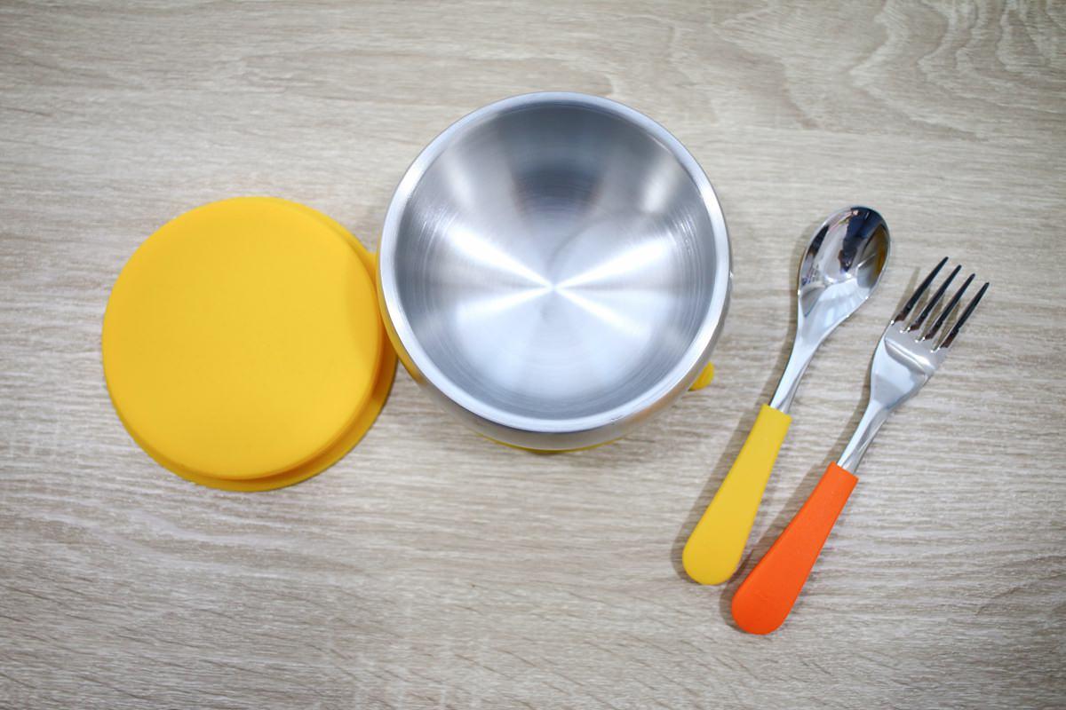 美國Avanchy 不鏽鋼餐具01