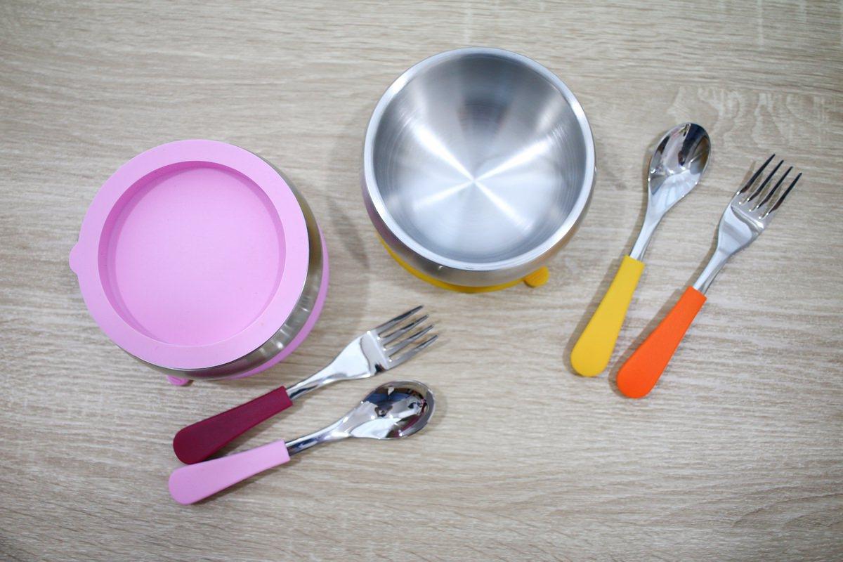 美國Avanchy 不鏽鋼餐具03
