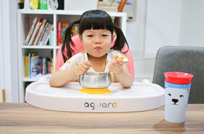 美國Avanchy 不鏽鋼餐具/不鏽鋼吸盤碗  寶寶學吃好上手