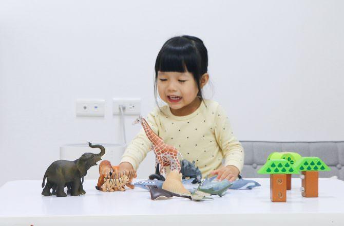 西班牙Miniland拼豆教學組和動物星球