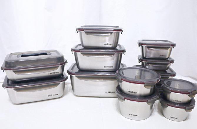 【團購】韓國酷藝師cuitisan  不鏽鋼保鮮盒  好好用的多功能的萬用保鮮盒
