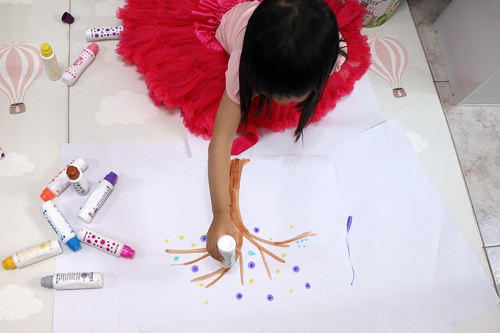 【團購】點點畫筆Do A Dot Art  讓孩子恣意揮灑的畫具