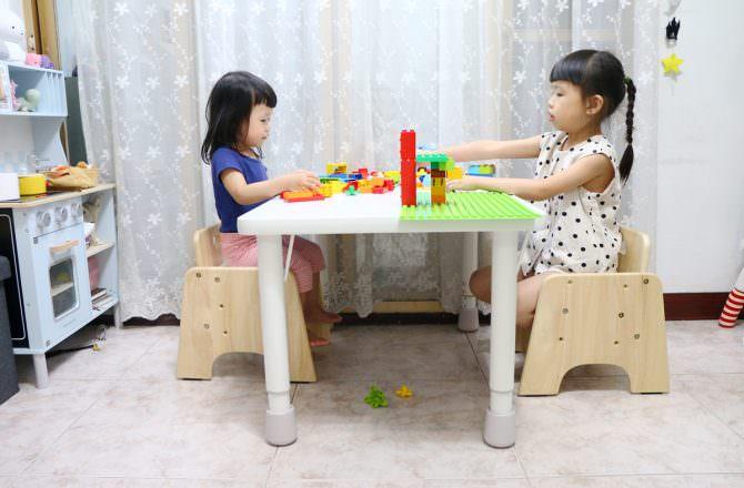 【團購】愛兒館學童椅、第一張小桌子(椅)–從小陪伴孩子到大的超值離乳、成長桌、學習桌