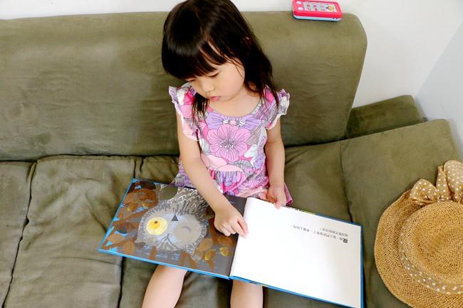 【繪本推薦】哇!貓頭鷹說 一本關於色彩的藝術繪本