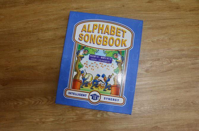 ABC 字母歌唱遊全輯Alphabet Songbook讓孩子輕鬆、自然、快樂的學基礎英語