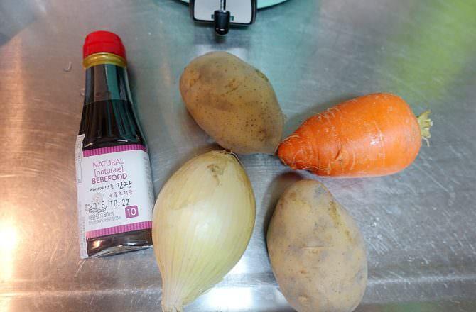 【開團】韓國BEBEFOOD 寶寶福德 寶寶專用醬油、寶寶天然海鹽、咖哩拌飯料 天然低鈉好健康