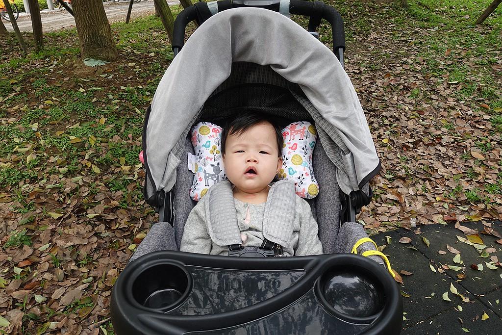 【寶寶護頸枕推薦】Baby Elephant Ears 寶寶護頸枕 大幅減少寶寶頭部晃動情形、頭頸不歪斜