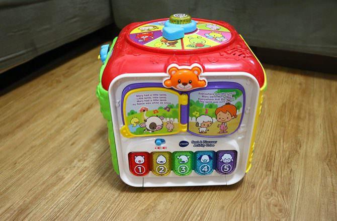【團購】Vtech 動物探索學習寶盒&Vtech嘟嘟車 聲光玩具推薦