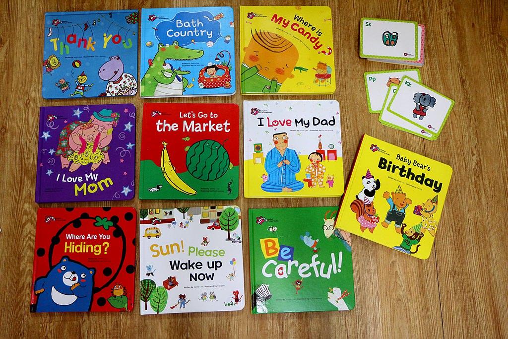 Honey English『甜心英語』大新書局幼兒英語 不只點讀、超多互動設計的可愛英語點讀筆系列