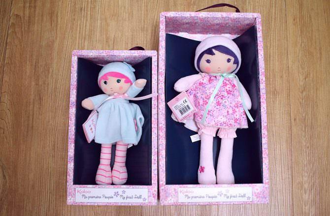 【安撫玩偶推薦】Kaloo 充滿浪漫法國風的安撫玩偶