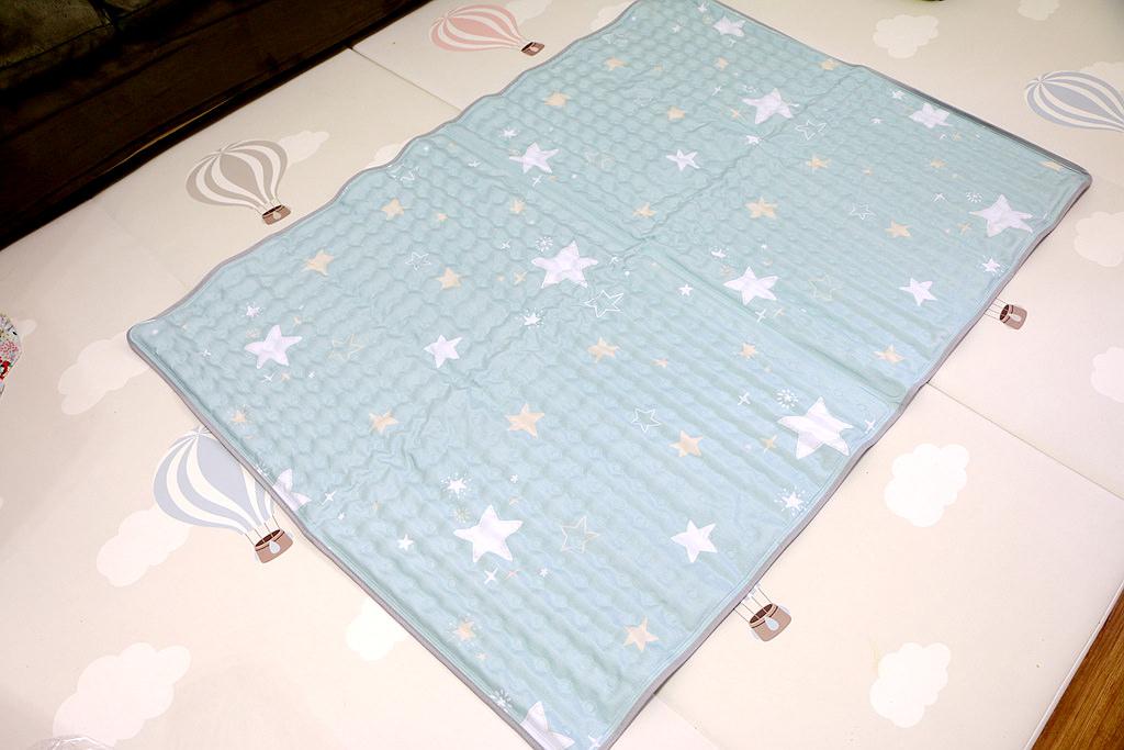 【涼感嬰兒床墊推薦】韓國Lolbaby Hi Jell-O涼感蒟蒻床墊/涼感嬰兒兒童床墊