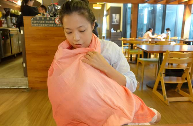 (((很不一樣的哺乳巾)))  Nuroo絕美哺乳圍巾,不只使用在哺乳,也可以是媽媽美麗的配件。