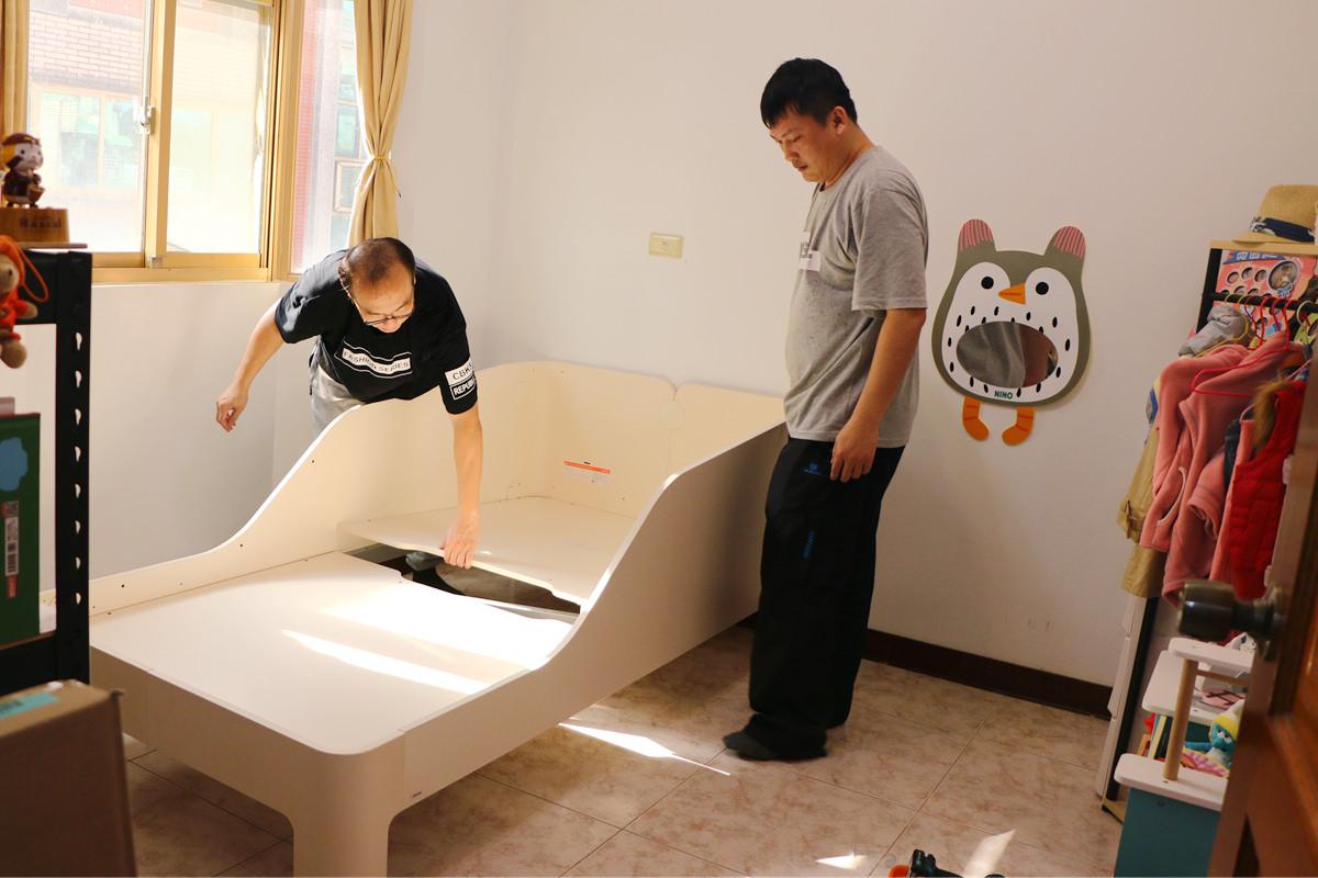 耐重設計-兒童床推薦