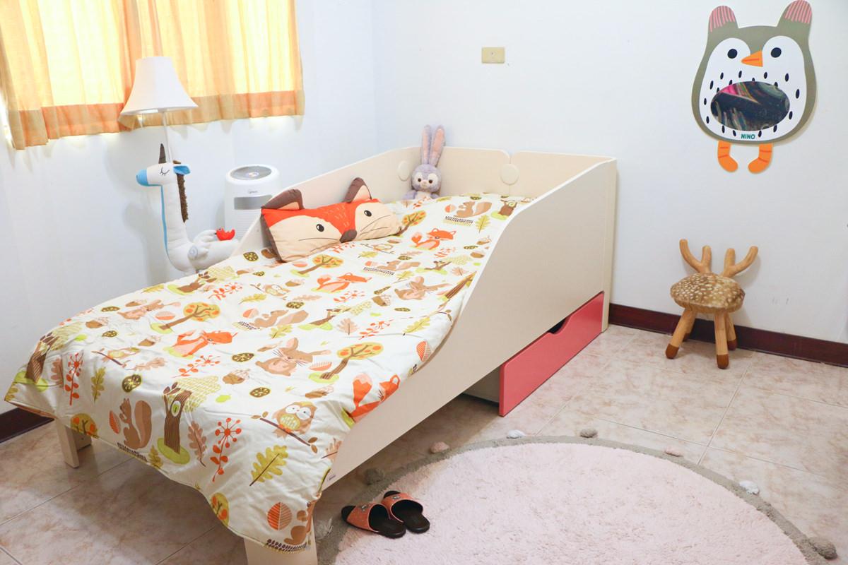iloom質感床組-兒童床推薦