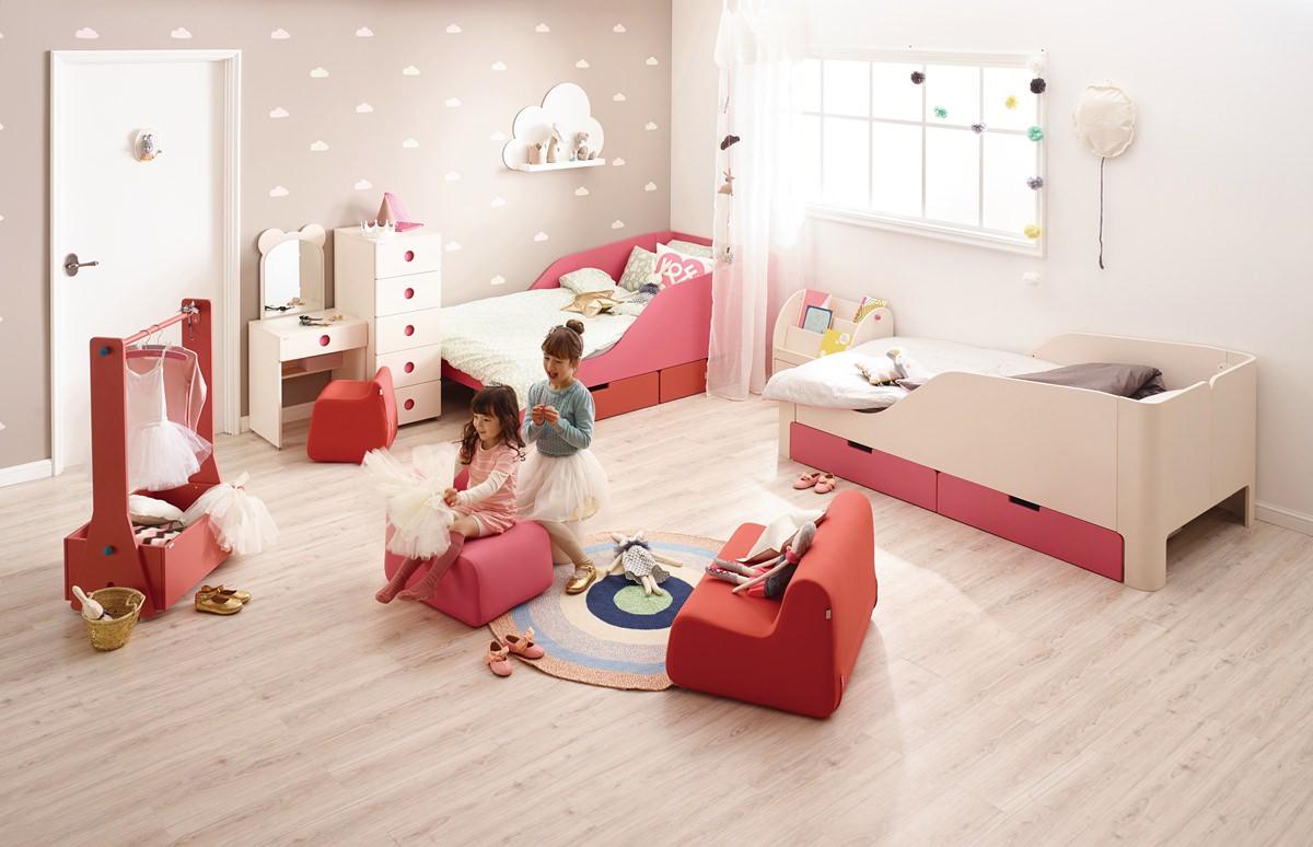 多色系兒童床-兒童床推薦