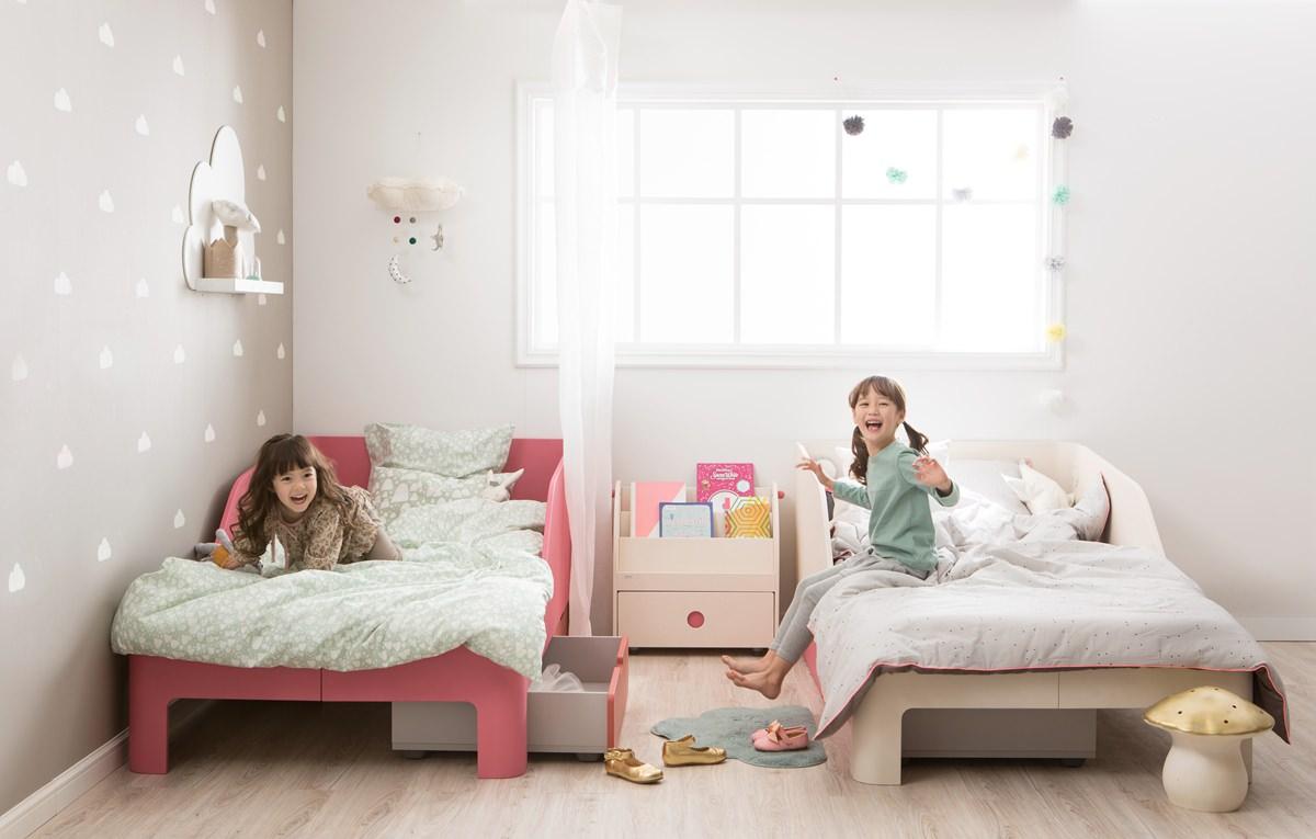 Tinkle-pop單層床架-兒童床推薦