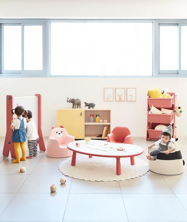 ACO小沙發-碗豆桌-兒童床推薦