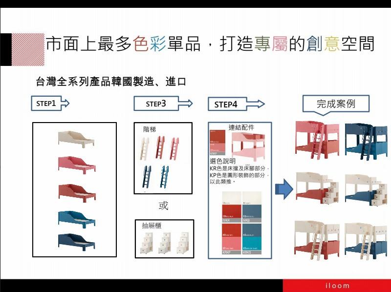韓國製造單層床組-兒童床推薦