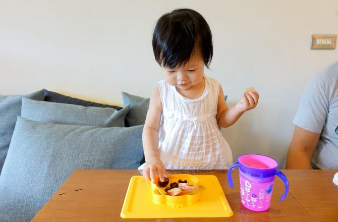 【團購】ezpz 餐盤 可愛又實用的餐盤+網美系Bapronbaby 圍兜裙  寶寶學習自主吃飯的好幫手~