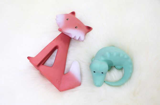 質感好+ C/P值高的安撫巾、固齒器  Meiya and Alvin 安撫巾&天然橡膠固齒器