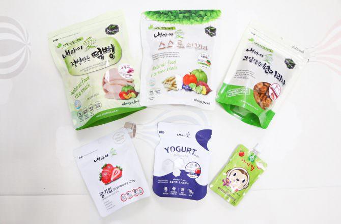 韓國naeiae米餅  無添加、零鈉低鈉的寶寶米餅