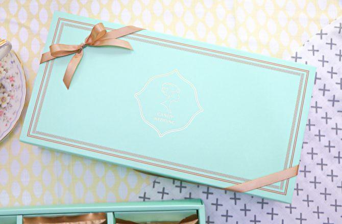【彌月推薦】CANDY WEDDING 親親寶貝彌月禮盒 九種口味九種驚喜 教人喜愛的優雅甜點