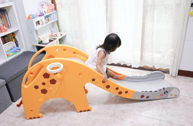 【團購】Phoebe 兒童遊戲動物溜滑梯  價格親民、耐用,坡道加長使用期更長的溜滑梯