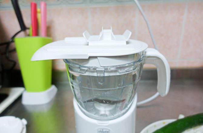 【團購】Chicco 多功能食物調理機  寶寶副食品的好幫手 不用顧火、煮到攪拌一次完成