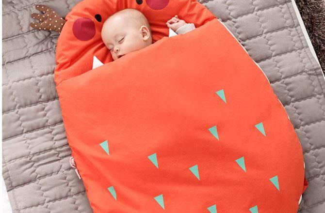 【團購】DABY 小怪獸睡袋、枕頭,讓媽媽也好喜愛的療癒系寢具