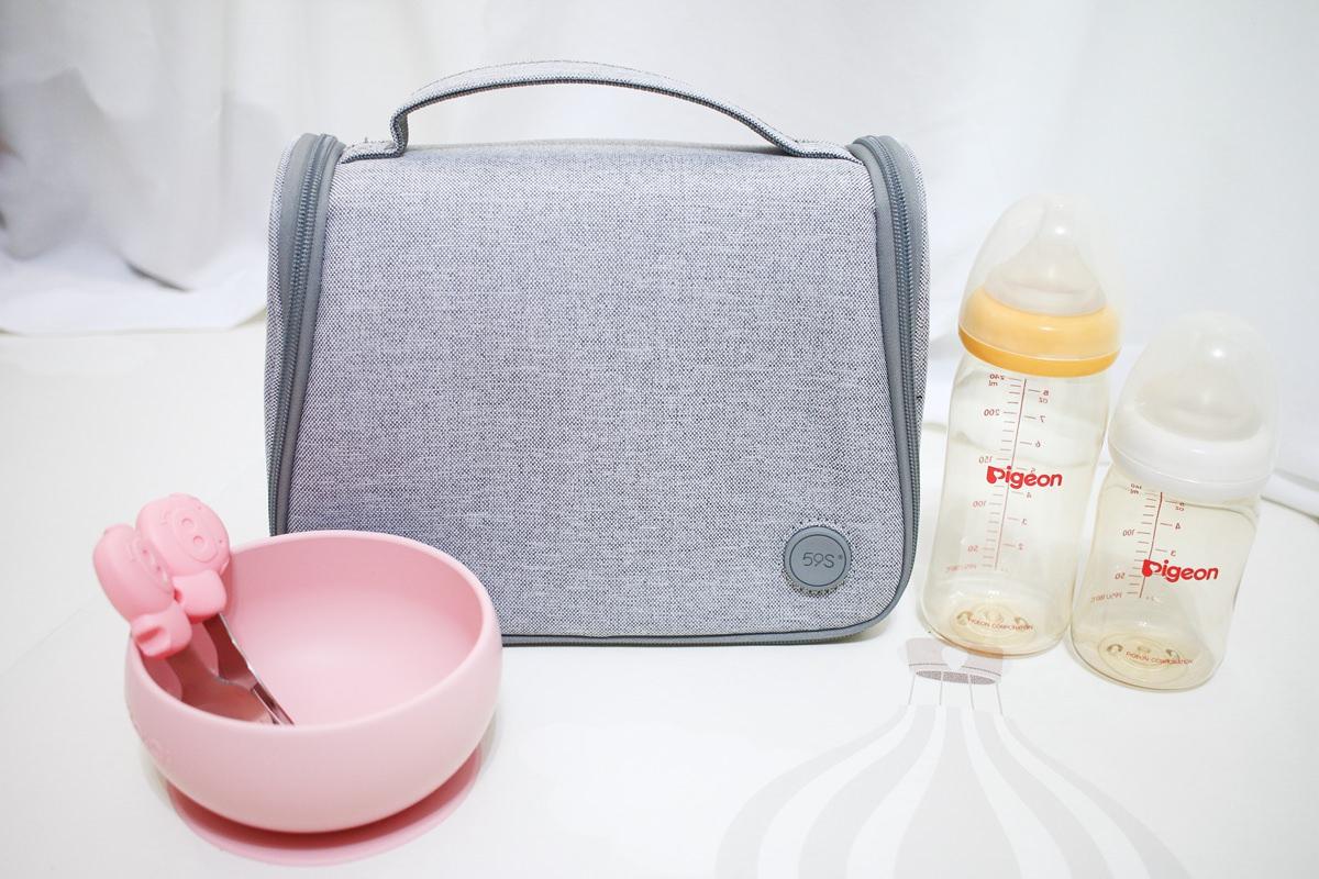 【團購】59S 紫外線消毒包,媽咪的好幫手~此篇有詳細的細節與示範唷!