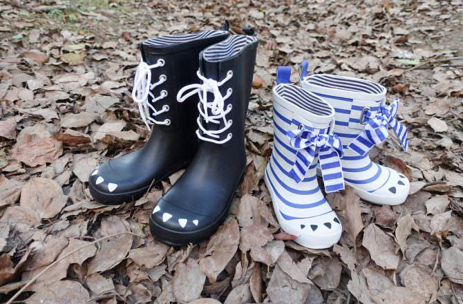 法國BOXBO 雨鞋(雨靴)、膝上襪 可愛獨特又時尚、100%無塑化劑,天然橡膠材質好安全