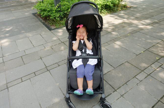 Pali magic2 輕鬆折疊嬰兒推車 媽媽收折好輕鬆、車子滑順好推好駕馭