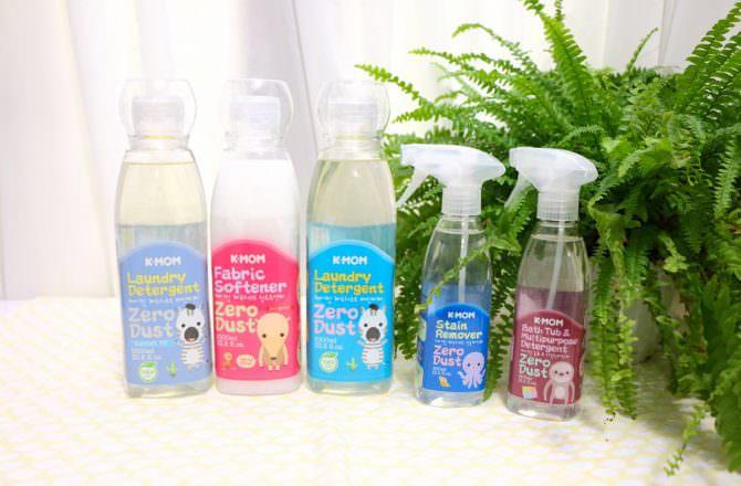 韓國Mother-K K-mom Zero Dust 衣物去漬劑、洗衣精 清潔劑團
