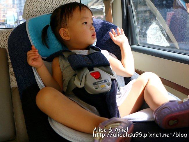 C-air聰明寶貝推車坐墊