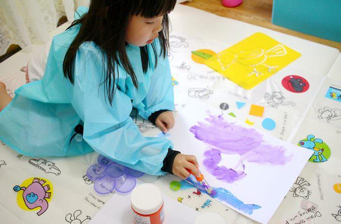 【團購】澳洲MiCADOR 安全無毒的繪畫用品 蠟筆、彩色筆、水洗顏料、寶寶畫具 孩子作畫好開心~