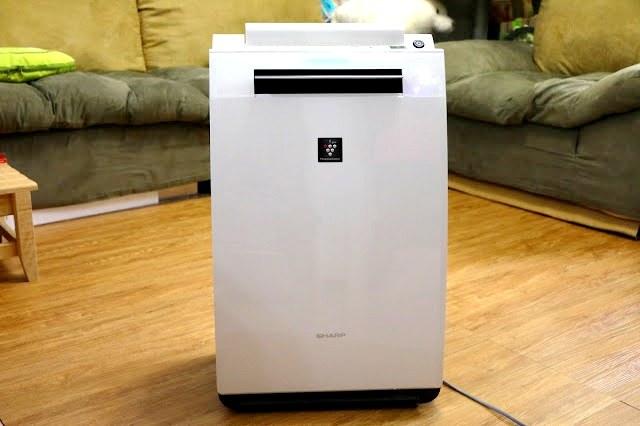Sharp 夏普空氣清淨機 KI-FX55-48