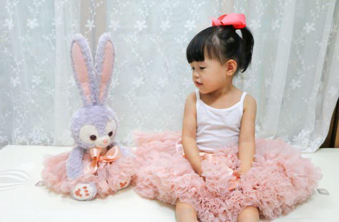 荷蘭DOLLY 公主雪紡澎澎裙  女寶的第一件夢幻浪漫公主裙