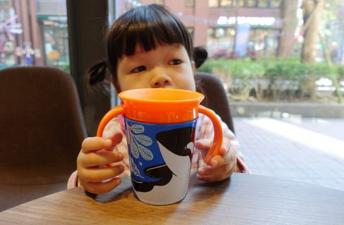 【團購】滿趣健Munchkin360度防漏學習水杯 寶寶喝水輕鬆上手、可以從小用到大的好杯