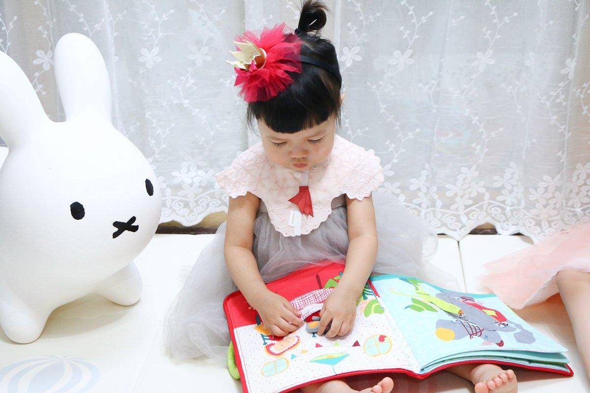 【布書推薦】力力布丁布書  孩子好喜愛的互動布書,培養語言能力、促進小手精細動作的好朋友