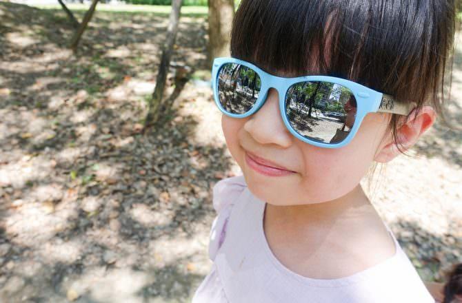 """【寶寶太陽眼鏡推薦】roshambo baby太陽眼鏡 保護眼睛,""""完全""""阻隔UVA與UVB紫外線對眼睛的傷害"""