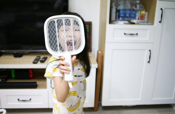 日本ikiiki伊崎家電2in1日系美型捕蚊器&電蚊拍 實用與時尚兼具的捕蚊好幫手