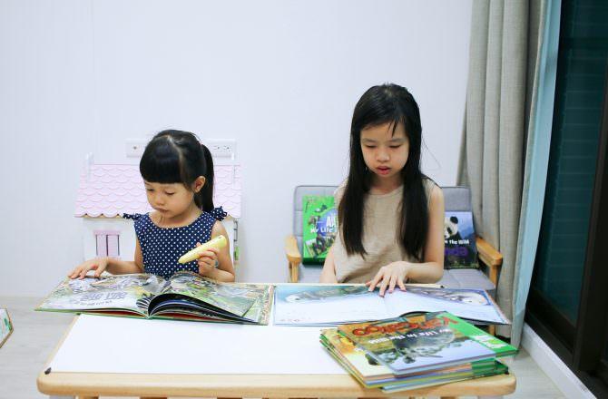 大新幼兒英語點讀 童書繪本系列 令人愛不釋手、孩子學習英文的好選擇