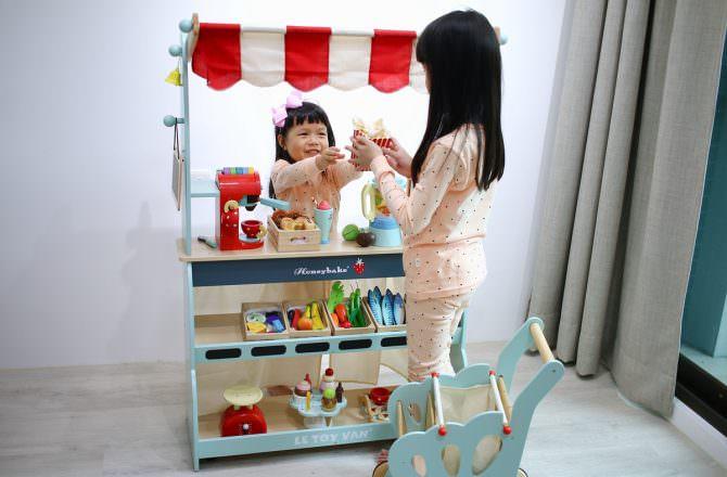 【團購】Le Toy Van高品質家家酒木質玩具