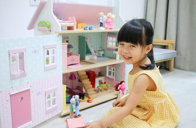 【團購】LE TOY VAN夢幻娃娃屋,滿足每個女孩兒的扮演夢、公主夢