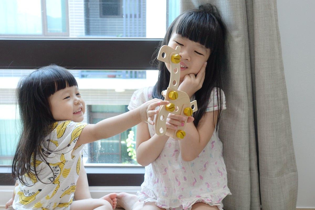 【團購】PlayMe 木製益智玩具 讓孩子在開心玩樂的過程培養專注力、判斷力、耐力以及小手精細