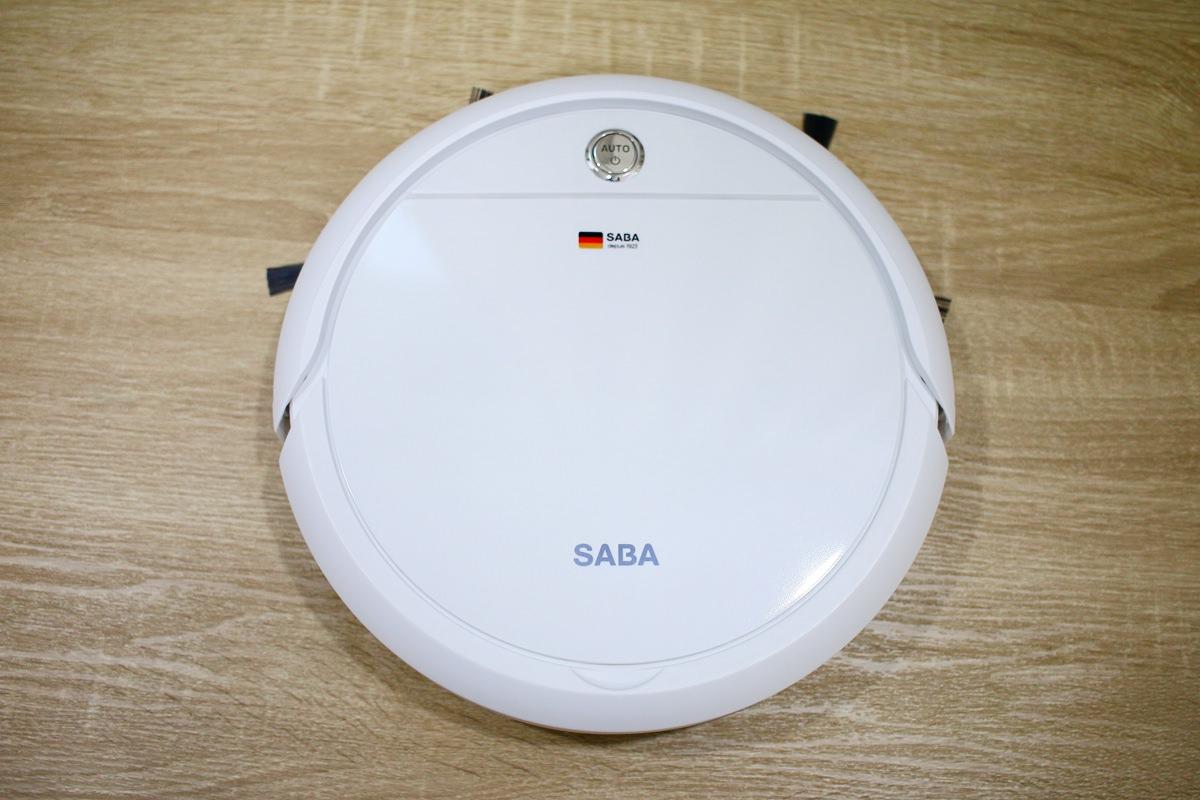 SABA 掃地機器人01
