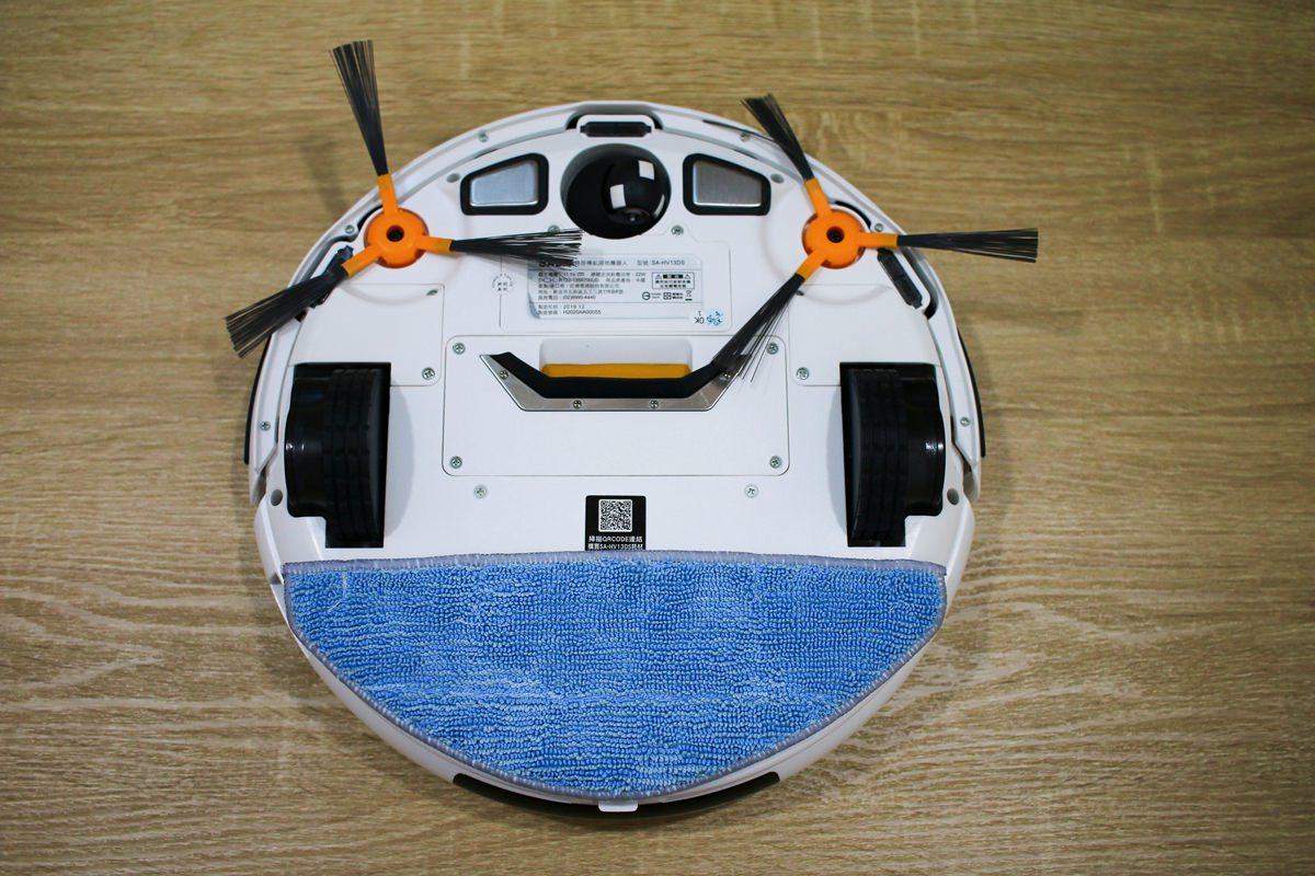 SABA 掃地機器人16
