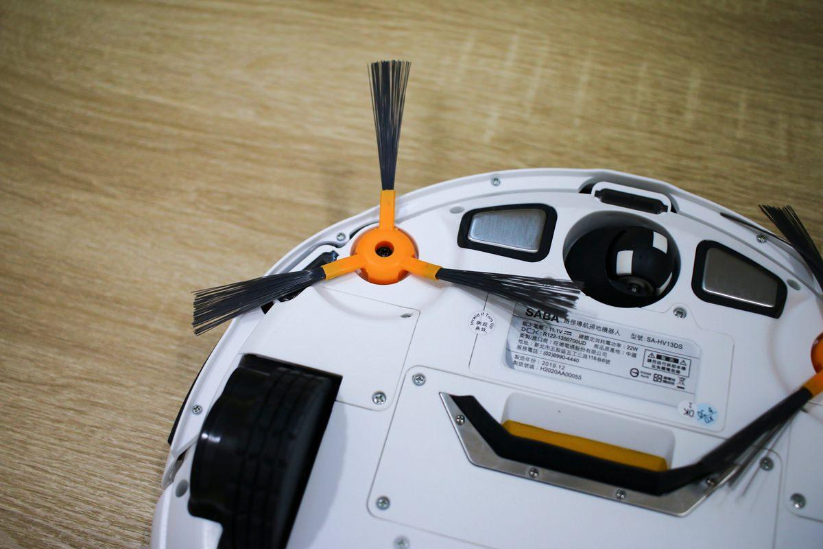 SABA 掃地機器人17